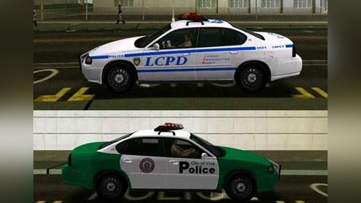 2003 Ford Crown Victoria Miami Dade Police для GTA Vice City