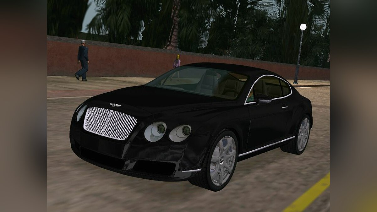 Bentley Continental GT (Final Version) для GTA Vice City