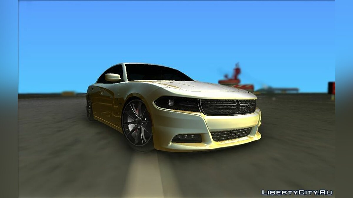 2015 Dodge Charger R/T для GTA Vice City