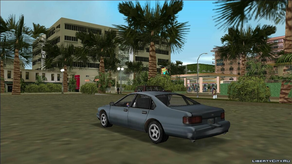 Машина [VC Style] '96 Chevrolet Impala для GTA Vice City