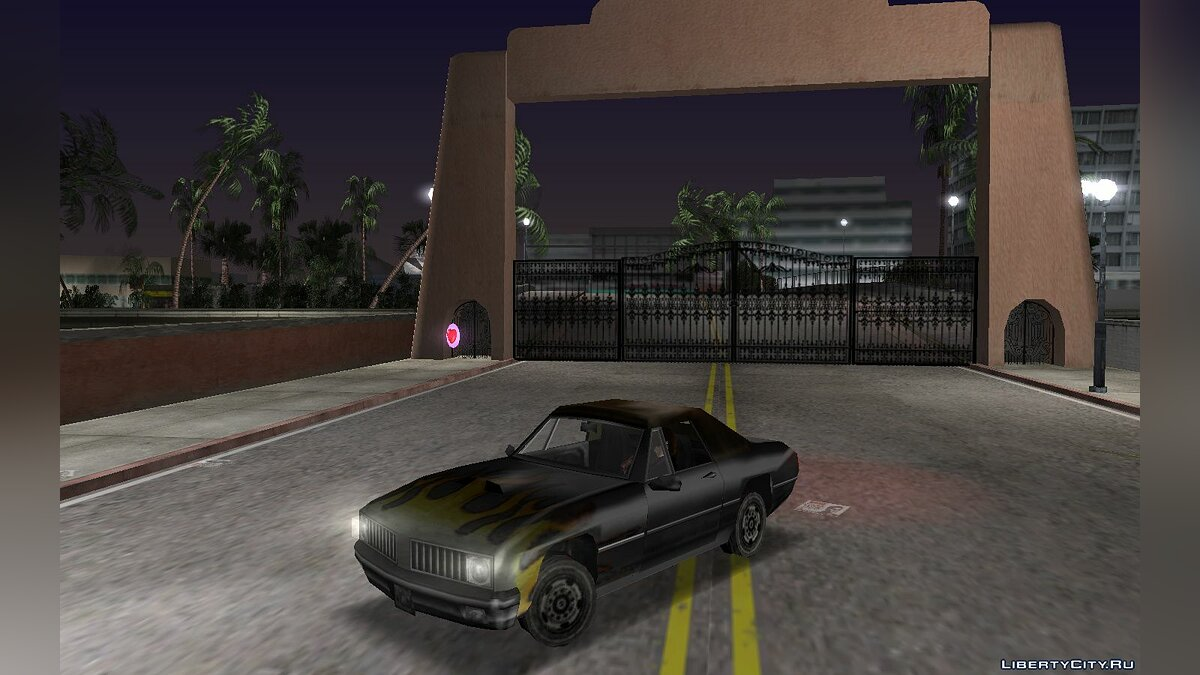 Bully Stallion для GTA Vice City