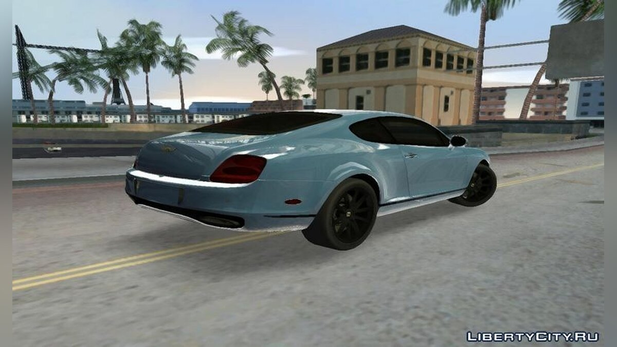 Bentley Continental SuperSport для GTA Vice City - скриншот #3