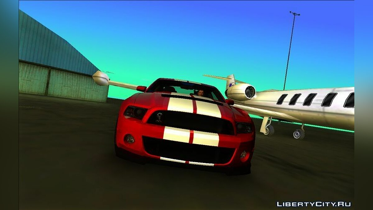 Ford Shelby GT500 для GTA Vice City - скриншот #3