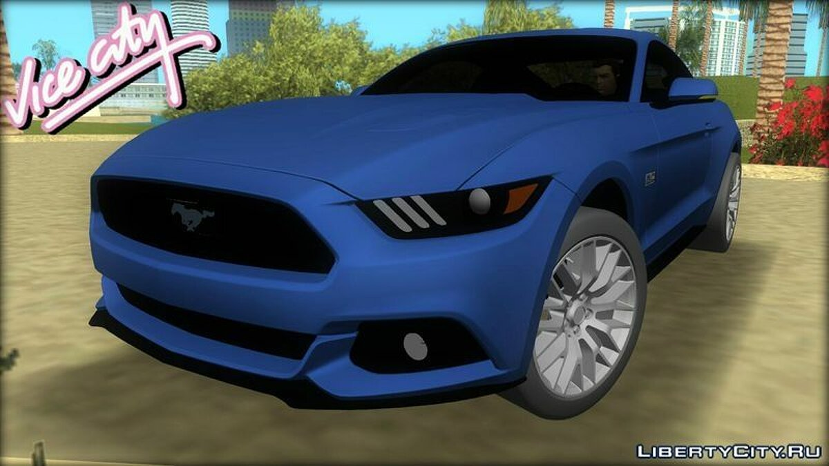 2015 Ford Mustang GT для GTA Vice City