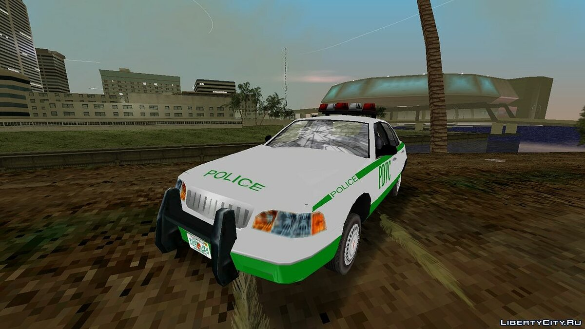 Машина Police PDVC from True Crime: New York City для GTA Vice City
