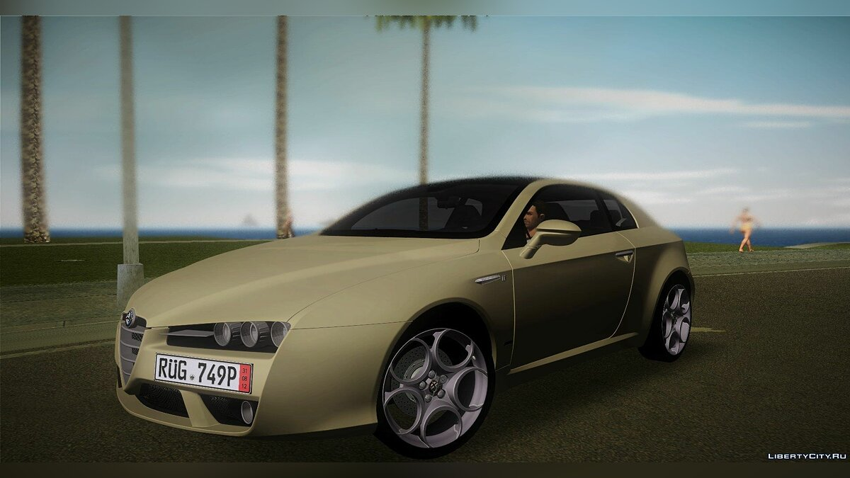 Alfa Romeo Brera для GTA Vice City