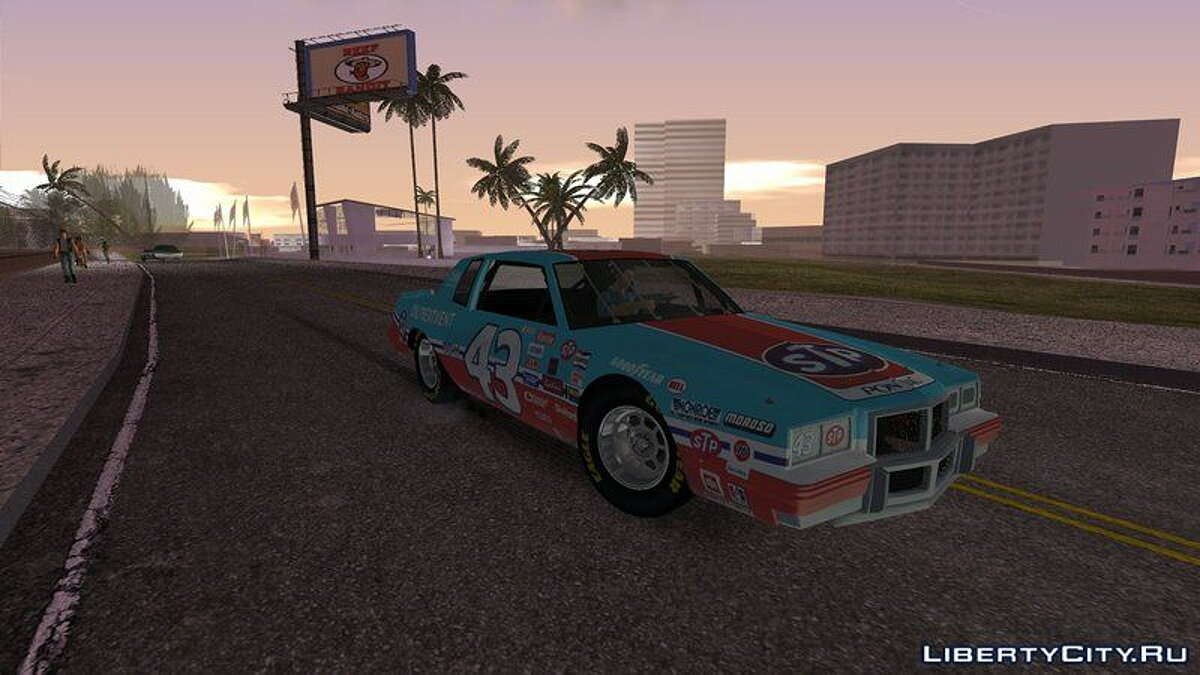 "1981 Pontiac GranPrix ""Hotring"" для GTA Vice City - скриншот #3"