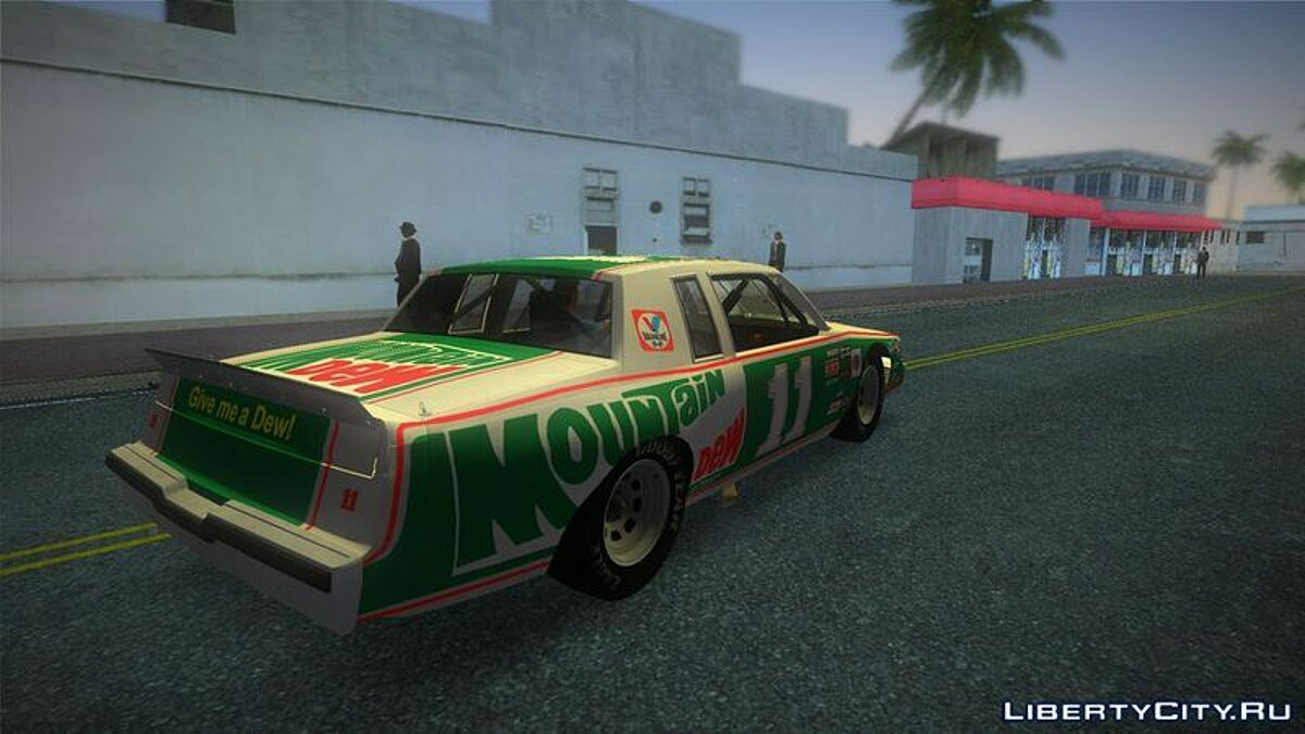 "Машина 1983 Buick Regal ""Hotring"" для GTA Vice City"