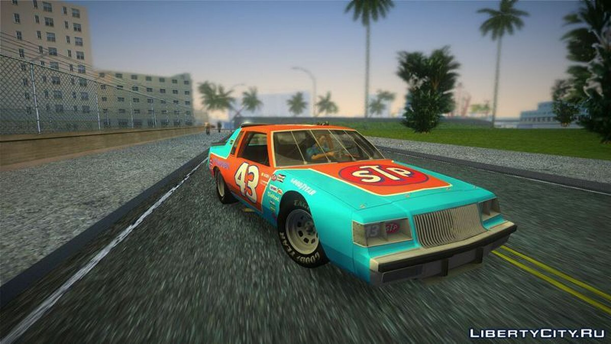"1983 Buick Regal ""Hotring"" для GTA Vice City - Картинка #4"