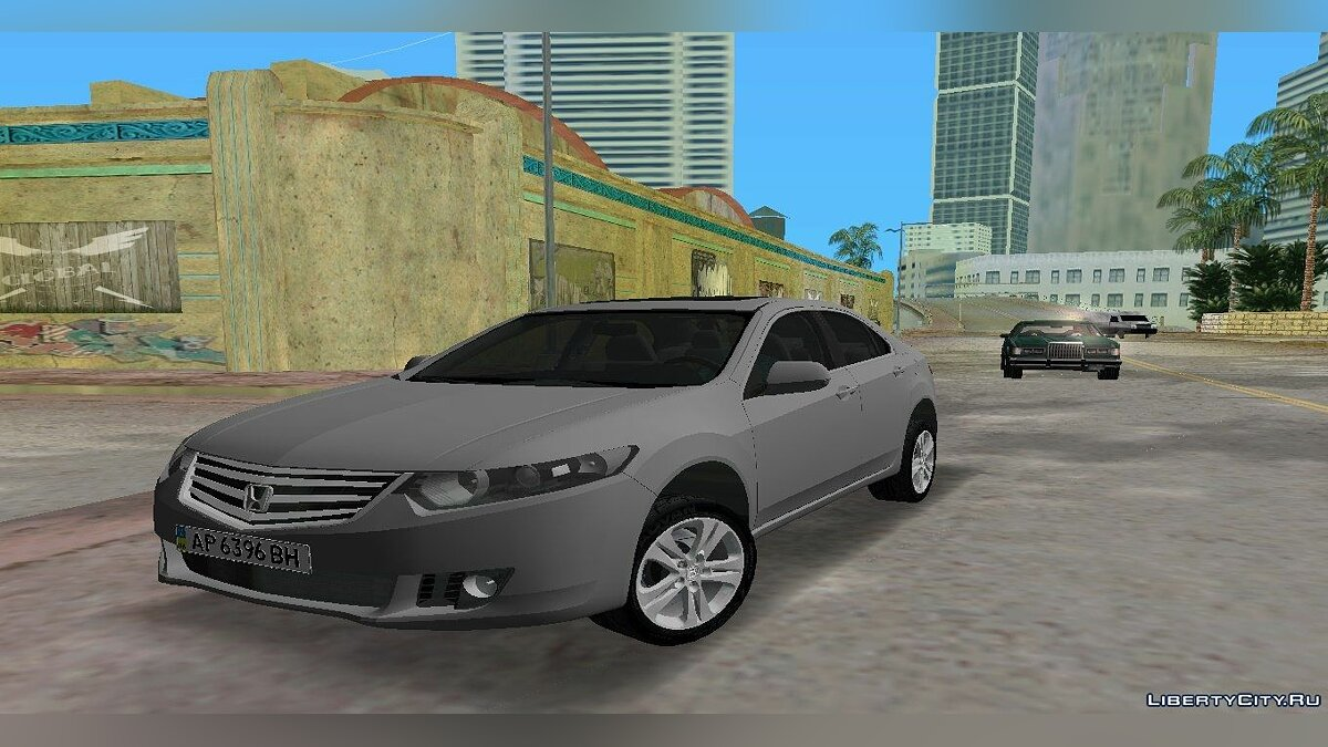 Honda Accord 2010 для GTA Vice City