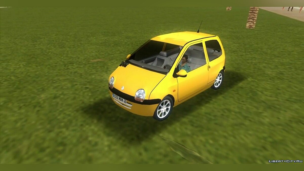 Машина Renault Twingo для GTA Vice City