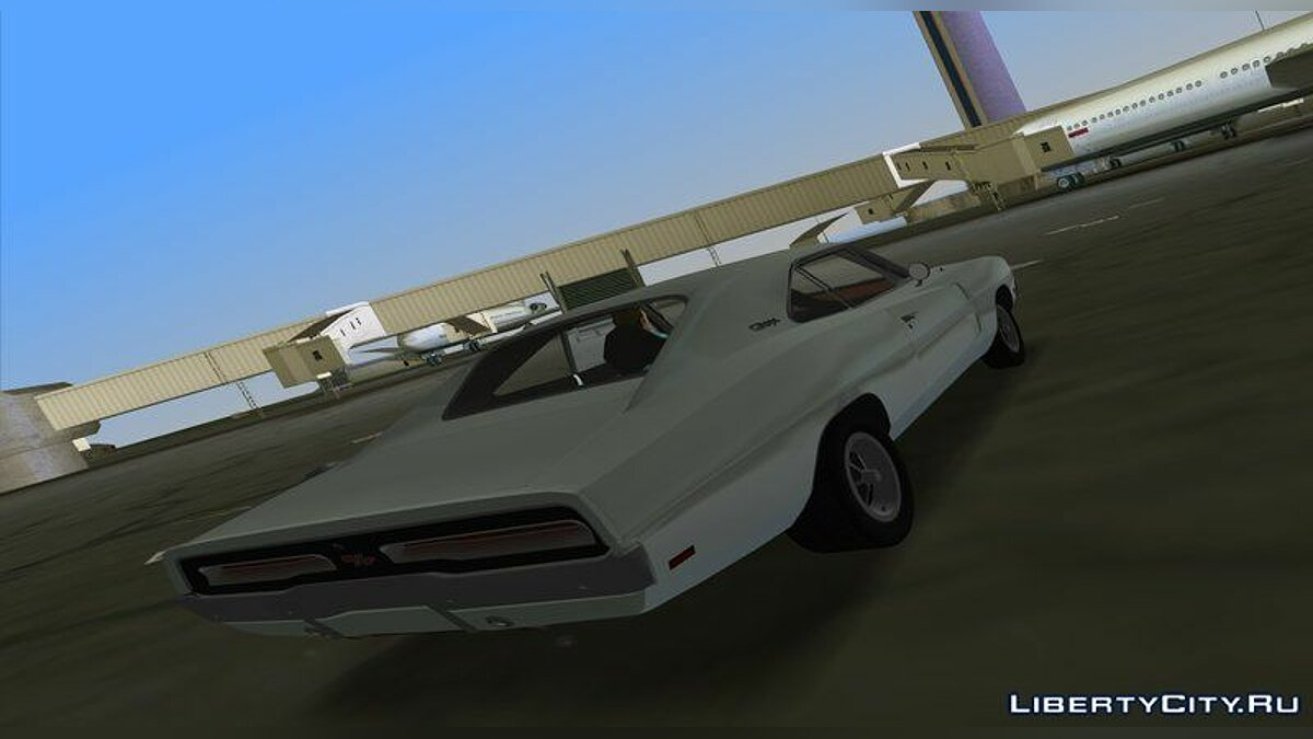 Dodge Charger R/T для GTA Vice City - Картинка #4
