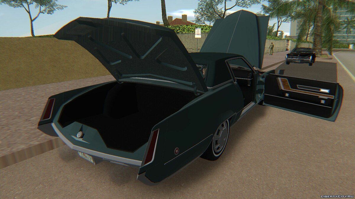 Машина 1968 Cadillac Eldorado для GTA Vice City