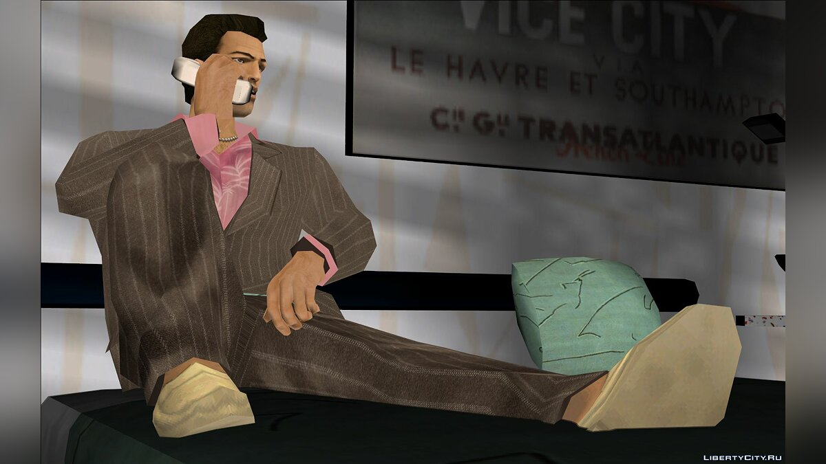 Одежда HD Tommy Clothes для GTA Vice City