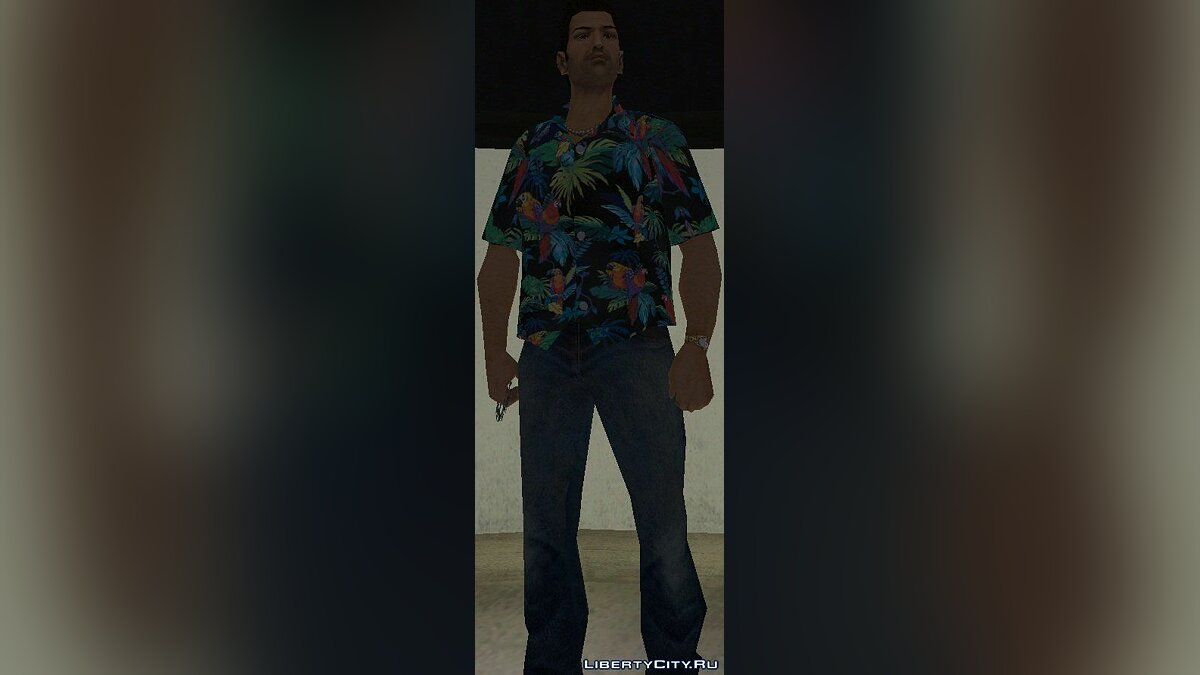 Tommy HD Skins для GTA Vice City - скриншот #3