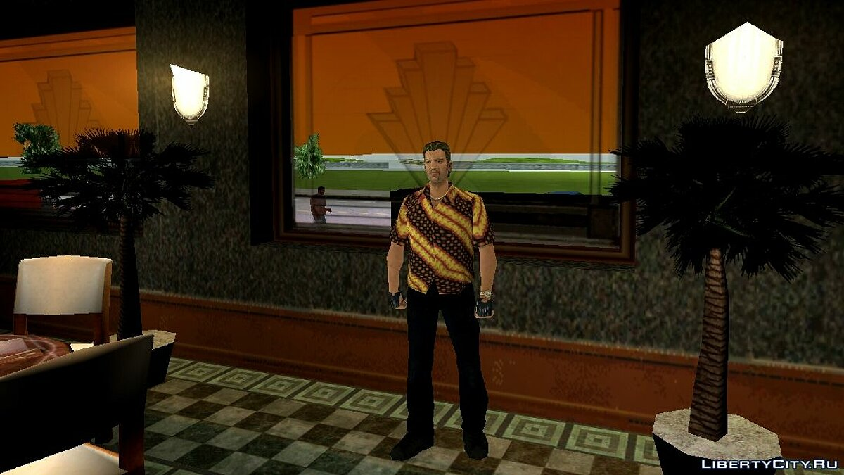 Одежда Tommy's Batik Clothes for PC/Android для GTA Vice City