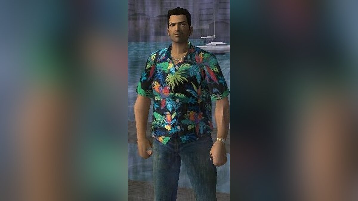 Одежда Tommy HD Skins v.2 для GTA Vice City