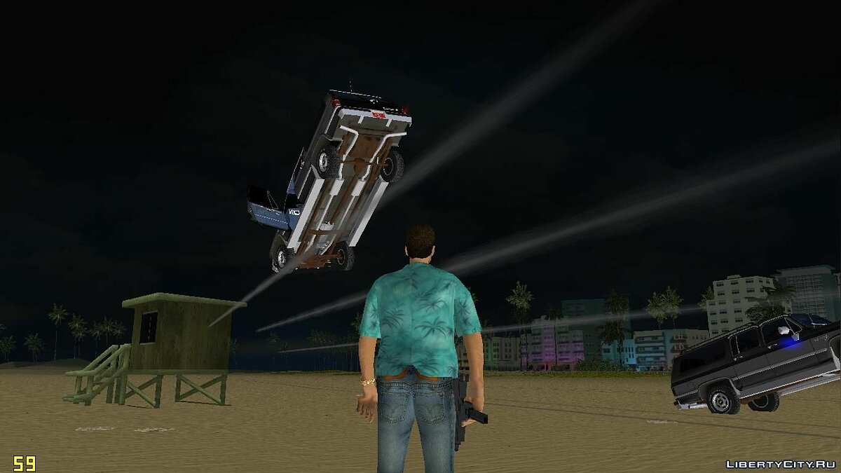 Программа GTA Vice City Gravity для GTA Vice City