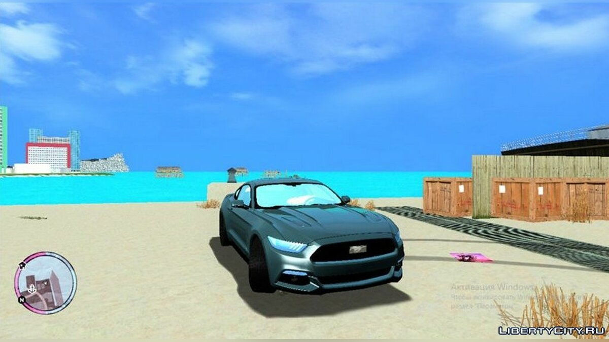 ENB мод ENB [VC] Render HD Graphics v3.2.2.1 для GTA Vice City