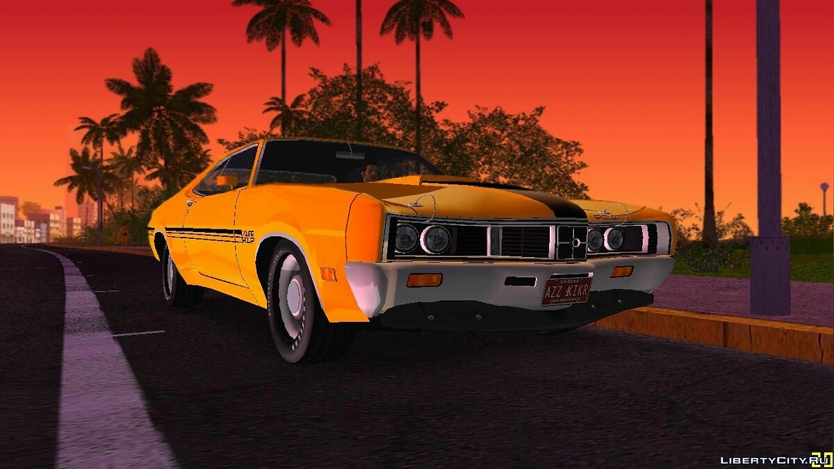 ENB мод ENBSeries by FORD LTD LX для GTA Vice City