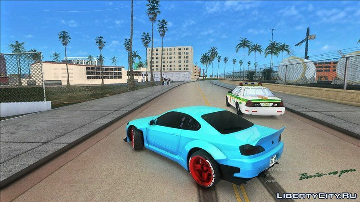 ENB мод Render HD Graphics X 2.1 для GTA Vice City