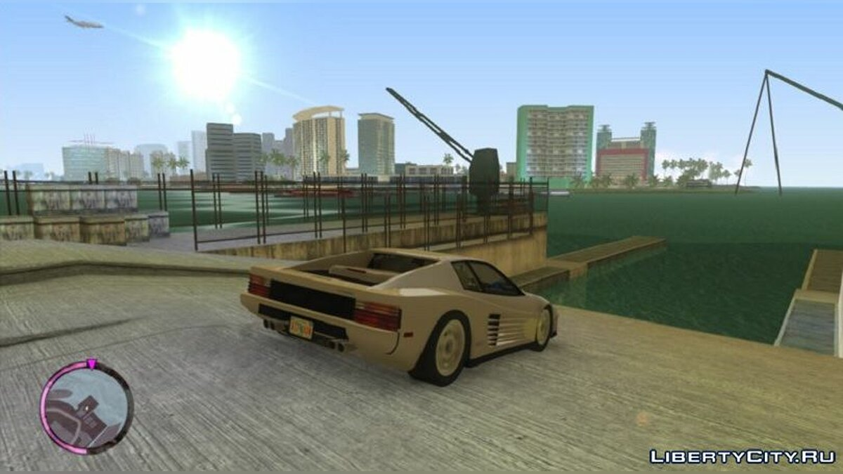 ENB мод Render HD Graphics 4.0 для GTA Vice City