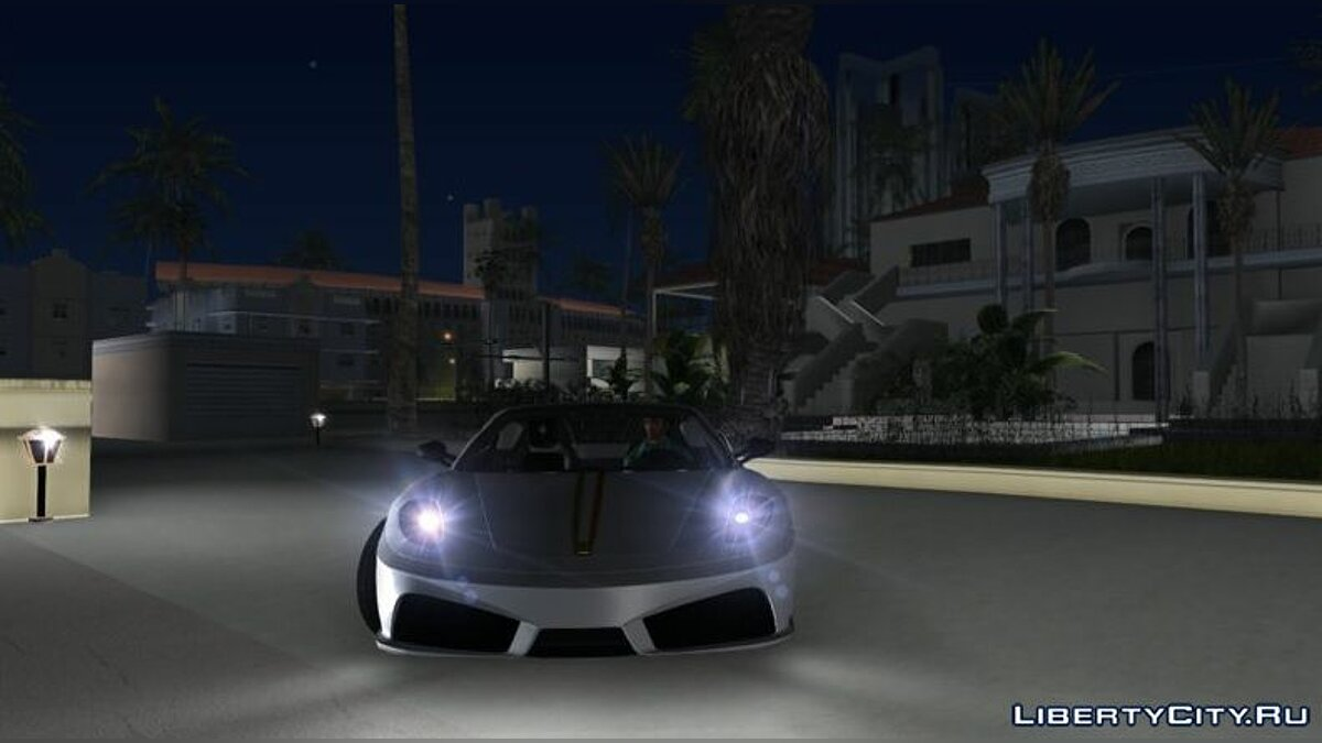 ENB мод VC Render HD Graphics Lite для GTA Vice City