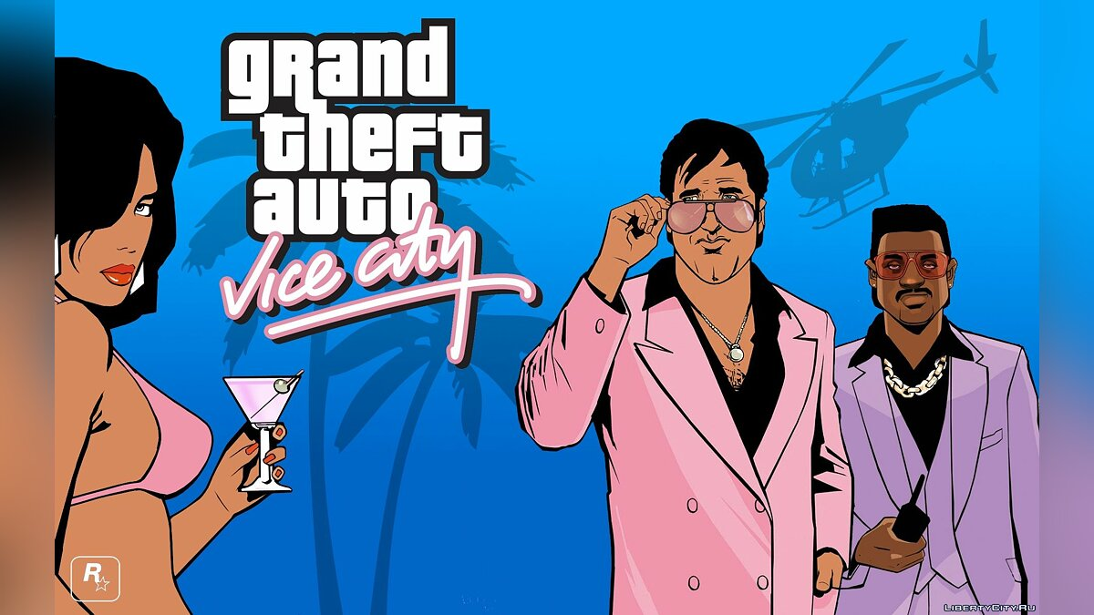GTA: Vice City All Cutscenes Movie для GTA Vice City