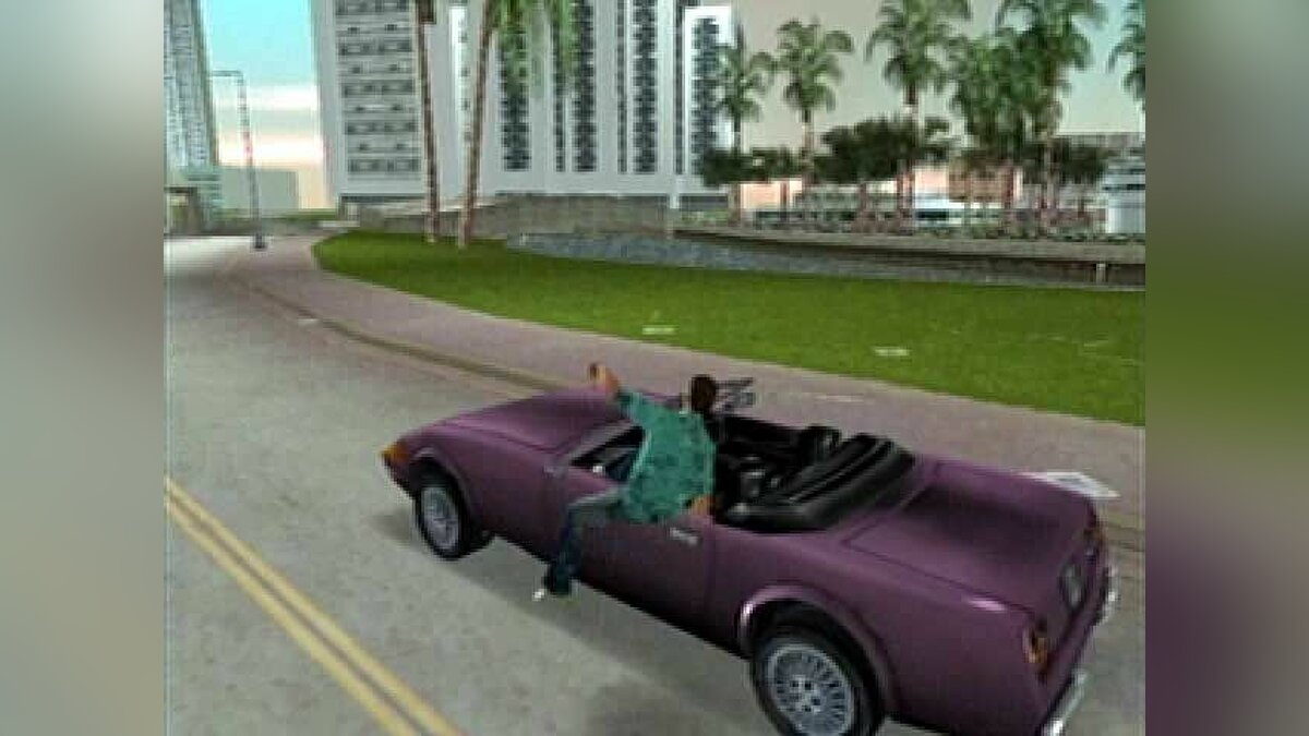 Видео Stinger для GTA Vice City