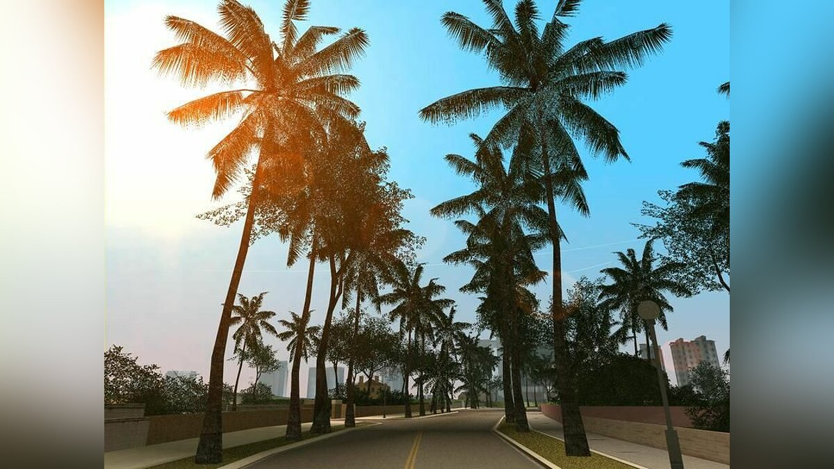 ��ольшой мод Vice Cry 1.6 для GTA Vice City