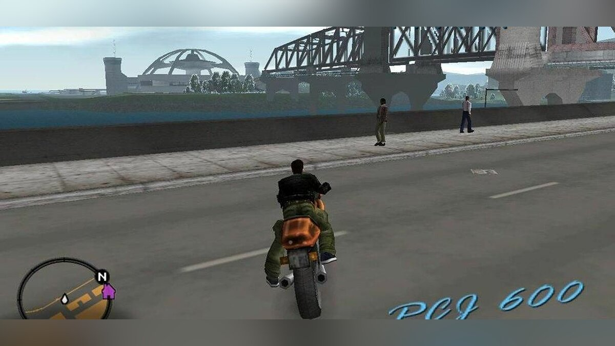 Grand Theft Auto: Liberty City для GTA Vice City