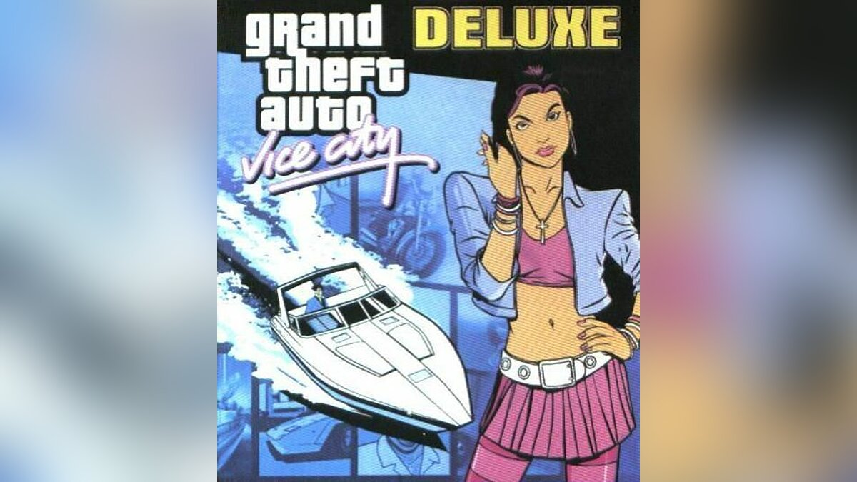 Grand Theft Auto: Vice City Deluxe для GTA Vice City - Картинка #1