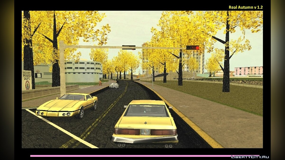 Real Autumn v.1.2 для GTA Vice City - скриншот #9