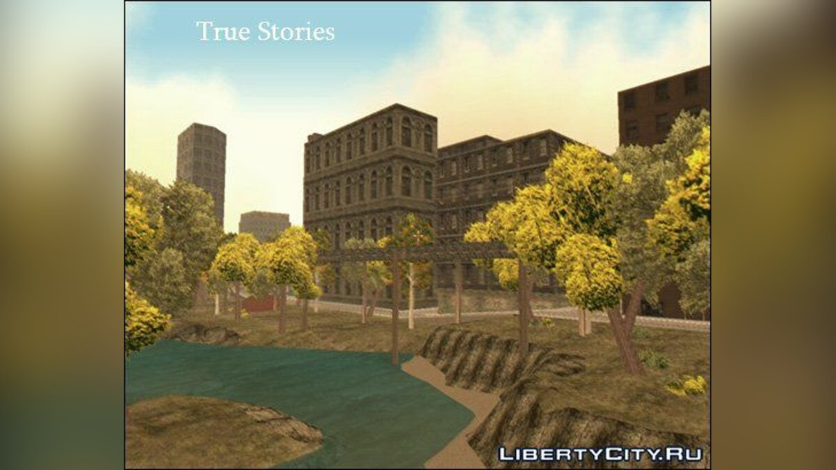 Vice City - TrueStories Life (Pack I) для GTA Vice City