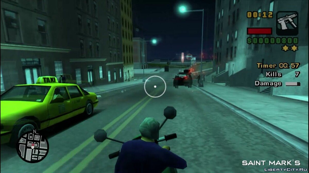 Большой мод GTA Re: Liberty City Stories (Re: LCS) для GTA Vice City