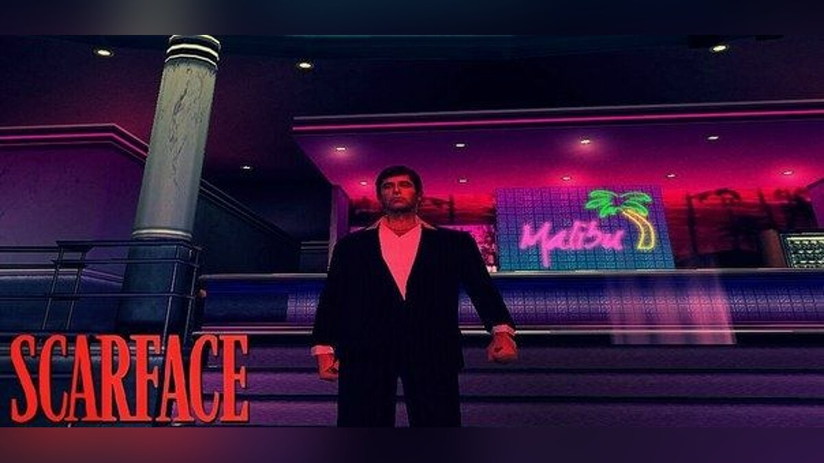 Grand Theft Auto: Scarface Evolution для GTA Vice City - скриншот #3