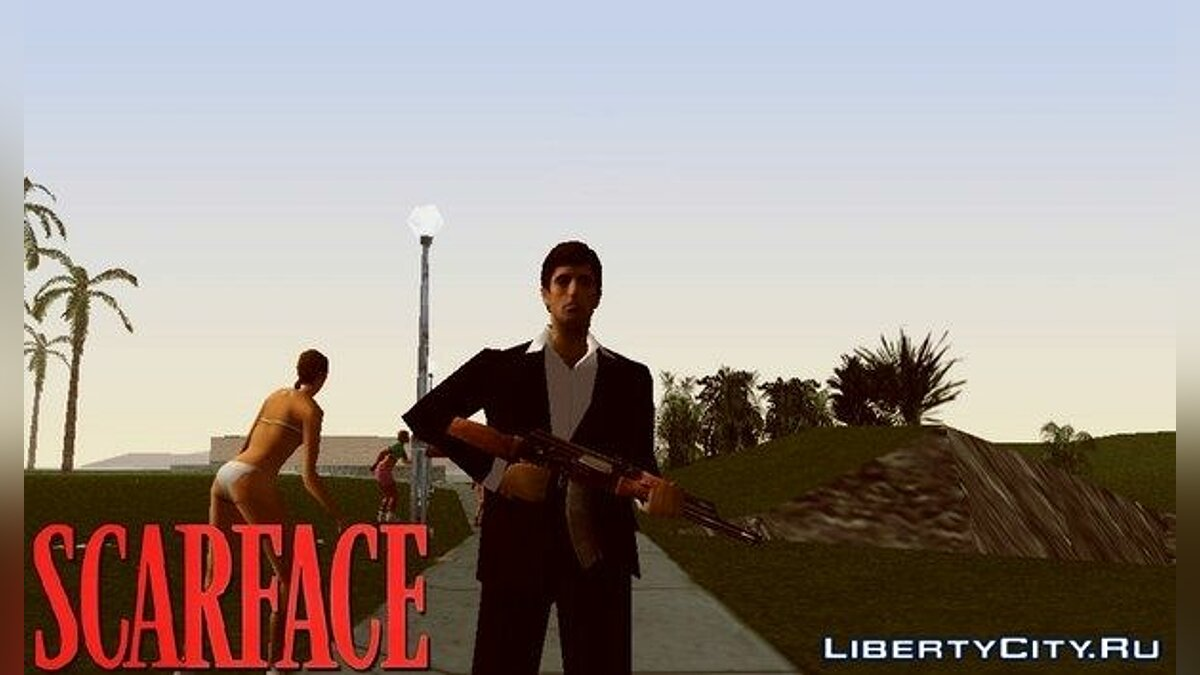Grand Theft Auto: Scarface Evolution для GTA Vice City - скриншот #4