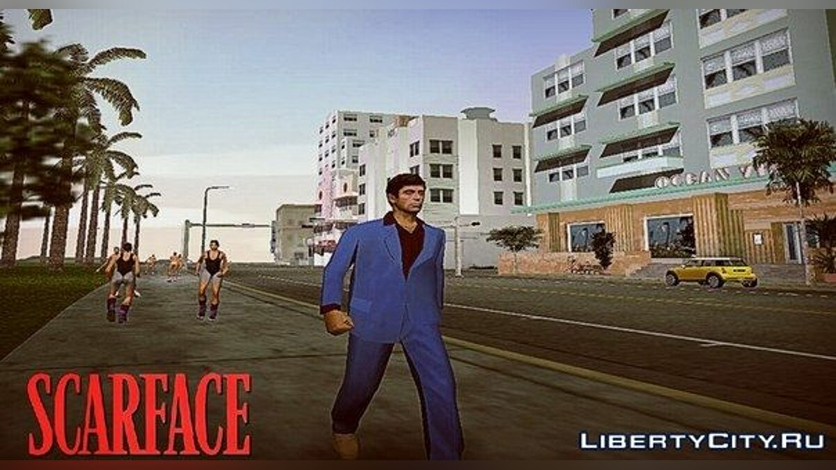 Grand Theft Auto: Scarface Evolution для GTA Vice City - скриншот #6