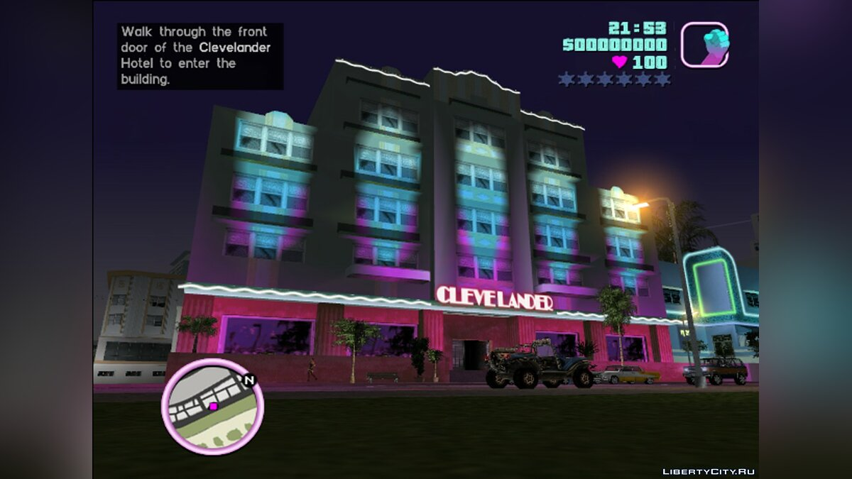 Большой мод Vice City: BETA Edition для GTA Vice City