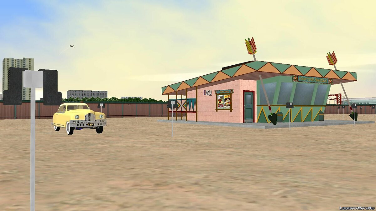 GTA Vice City BTTF Hill Valley 0.2e rus v2.0 by Delorean-DMC12 and PozitiVBttF для GTA Vice City - Картинка #6