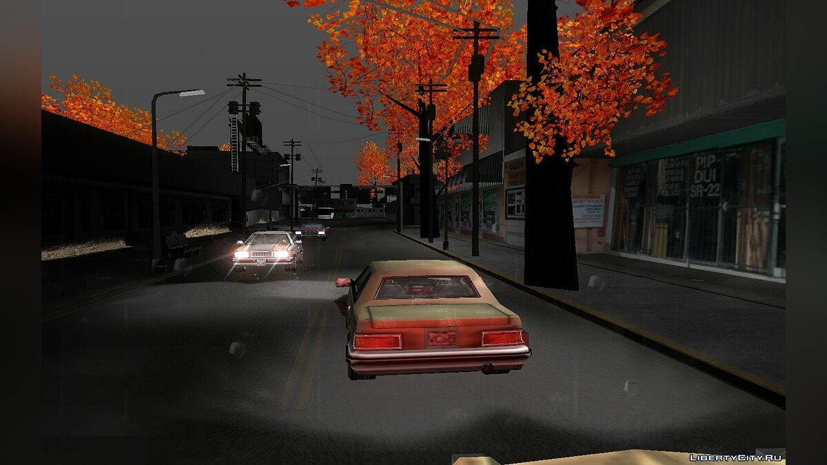 Real Autumn v.1.1 для GTA Vice City - Картинка #6