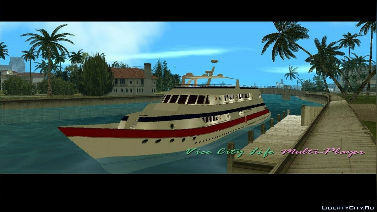 ��од мультиплеера Vice City Life 0.1 beta RC 2-8-7 для GTA Vice City