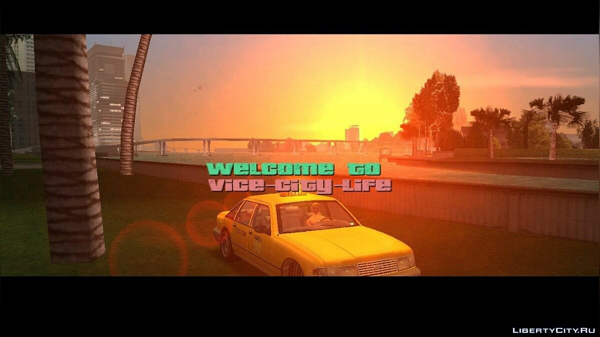 ��од мультиплеера Vice City Life 0.1 beta RC2-8-5 для GTA Vice City