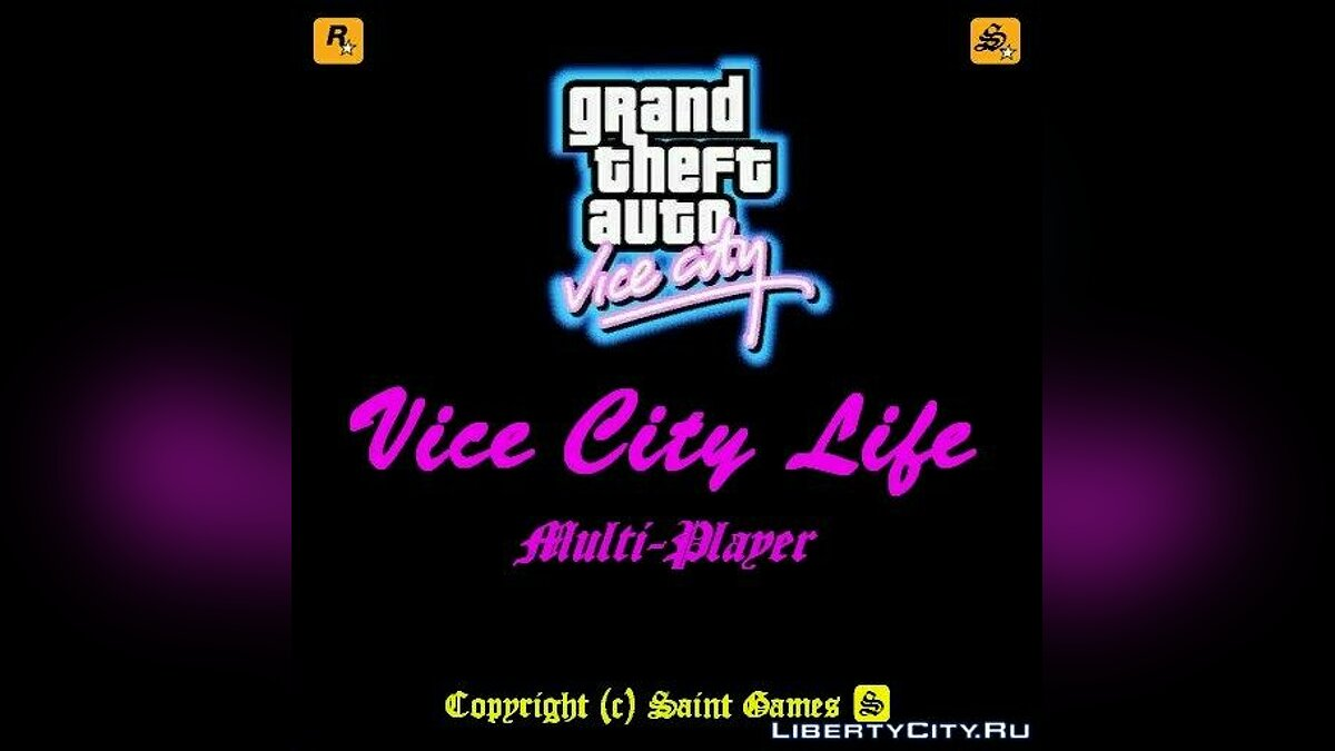 Vice City Life 0.1 beta RC 2-8-9 для GTA Vice City - Картинка #2