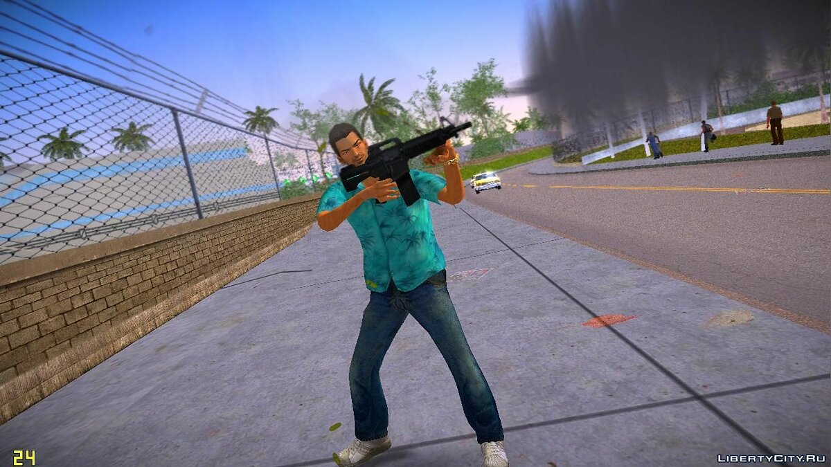 Tommy HQ Model для GTA Vice City - Картинка #4