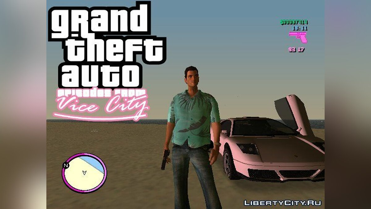 Johnny Vercetti для GTA Vice City для GTA Vice City - Картинка #2