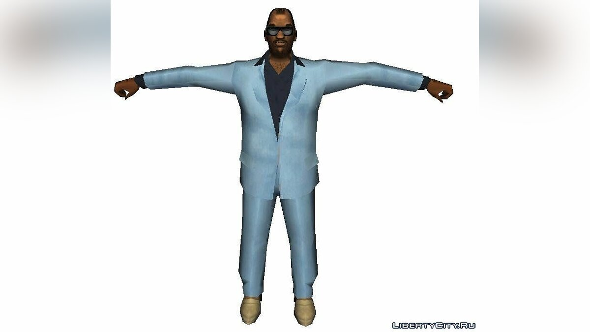 Victor Vance for Vice City для GTA Vice City