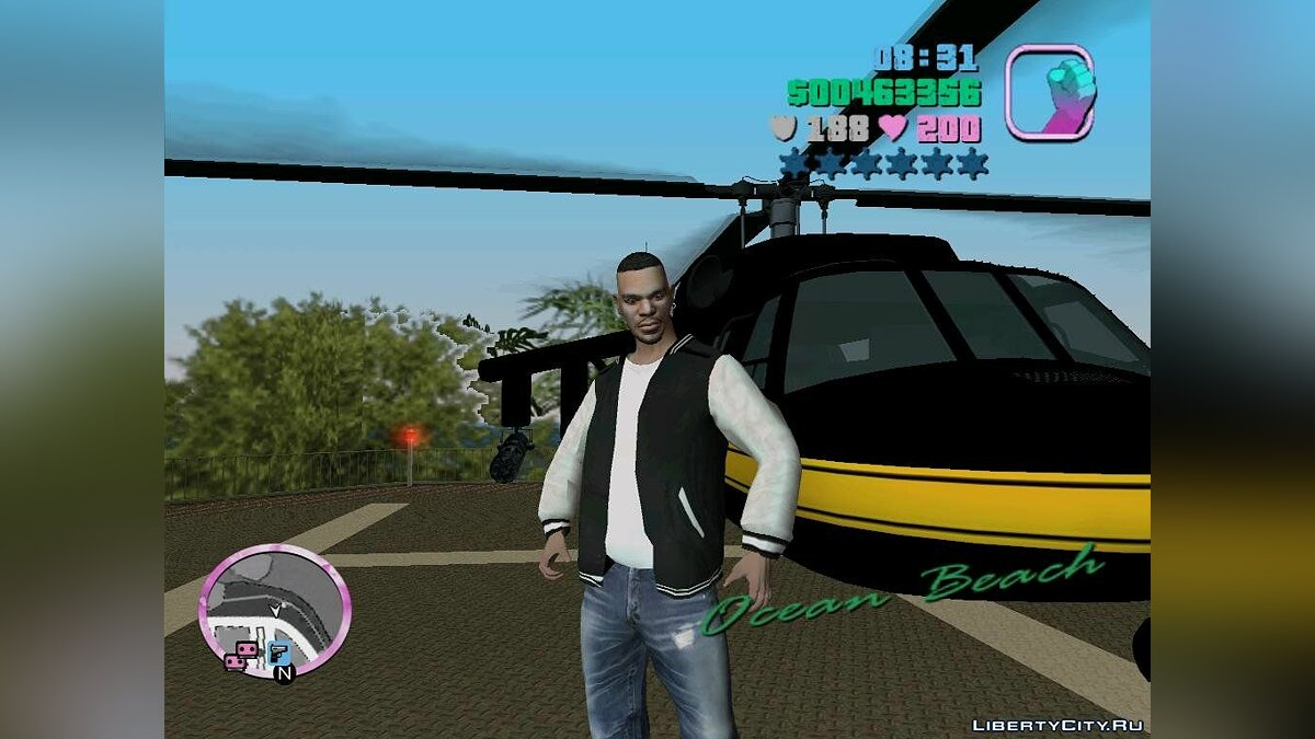 Luis Lopez для GTA Vice City