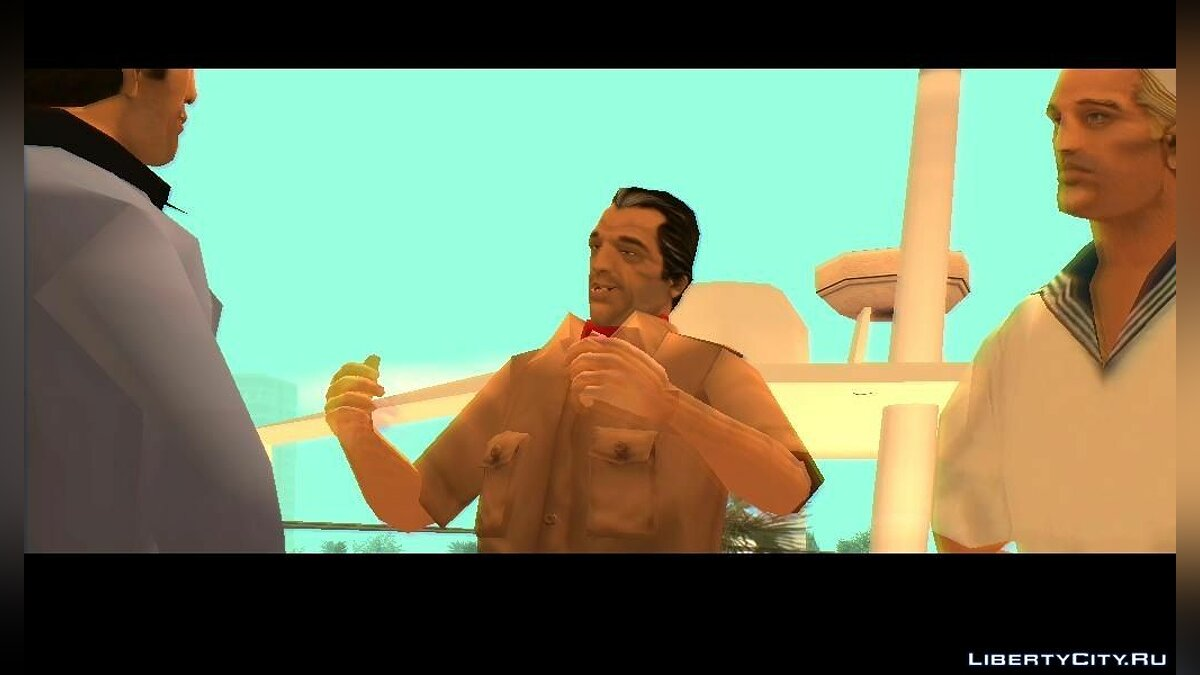 Новый персонаж CS Characters 10th Anniversary Edition для GTA Vice City