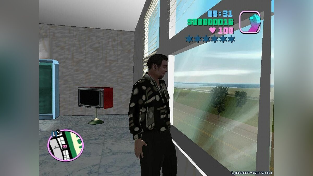 Roman Belic для GTA Vice City